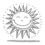 Kinderparticipatie zon blij